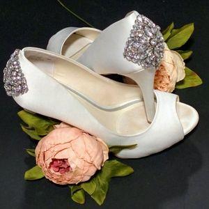 Zac Posen formal heels.